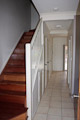 3 bedroom townhouse - hall and stairs  » Click to zoom ->